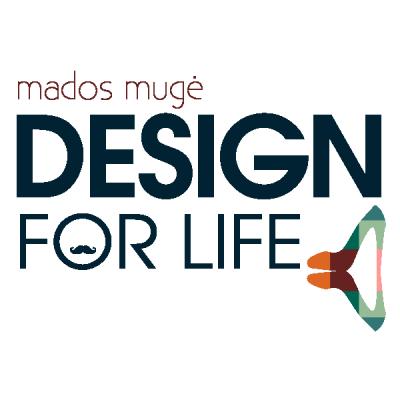 Mados ir dizaino mugė DESIGN FOR LIFE Klaipėdoje