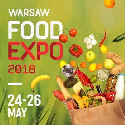 """Tarptautinė maisto paroda """" Warsaw Food EXPO"""""""